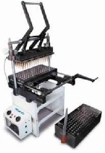 Ze Semi-automatic Ice Cream Cone Baking Machine
