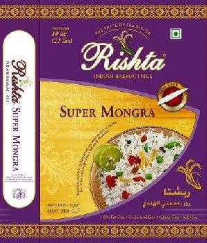 Rishta Super Mongra Basmati Rice