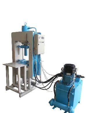 D Moulding Hydraulic Machine