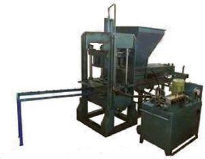 Manual Bricks Making Machine