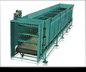 Pneumatic Lint Conveying System