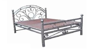 Stainless Steel Double Beds