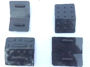 Table Iron Rubber Parts