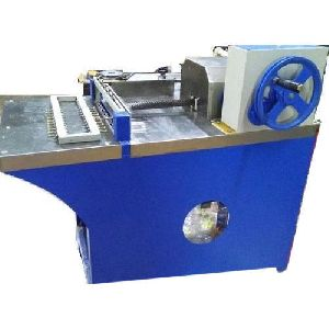 Semi Automatic Soap Cutting Machine