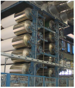 Cylinder Drying Range Machine
