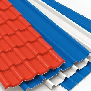 Upvc 3 Layer Roofing Sheets