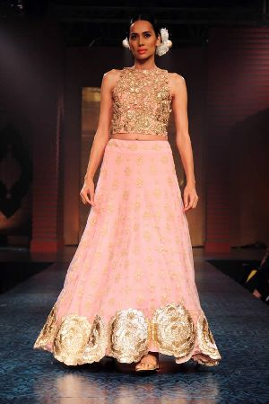 Designer Party Gown