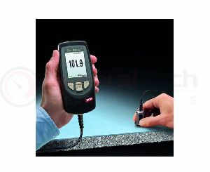 Wood and Plastic Coating Thickness Gauge