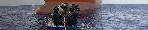 Yokohama pneumatic floating fenders