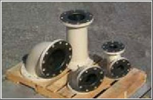 Rubber Linings Of Fittings And Pipes