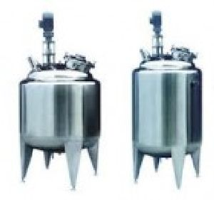 Pharmaceutical Tanks And Vessels