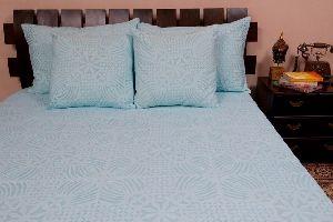 Cutwork Bed sheet