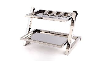 Cutlery Stand Two Tier