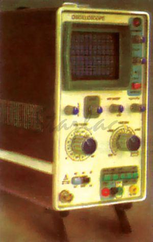Single Trace 15mhz Oscilloscope