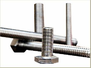 Stainless Steel Hex Screws And Bolts