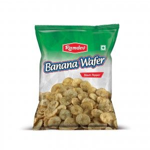 Banana Wafer Black Pepper