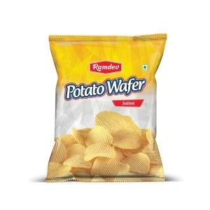 Salted Potato Wafer
