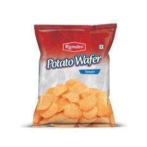 Tomato Potato Wafer