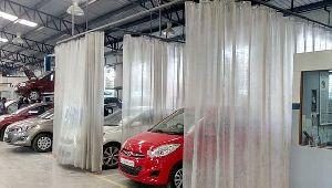 Strip Door Curtains