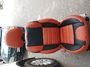 BUFFLO PU manufacture by SHRIOM car seat cover
