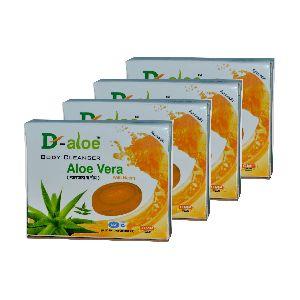 Aloe Vera Body Cleanser Soap