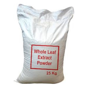 Whole Leaf Extract Powder