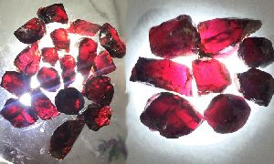 Garnet Gemstone Rough