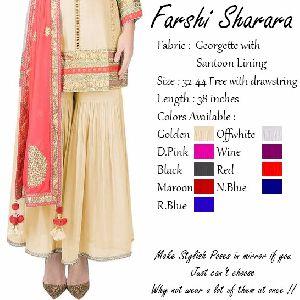 Ladies Farshi Sharara