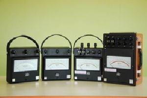 Portable  Ac/dc Ammeters