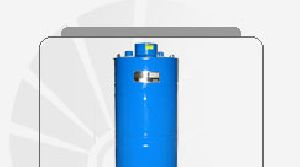 SOLID FUEL FIRED STORAGE Wood Fired Water Heater
