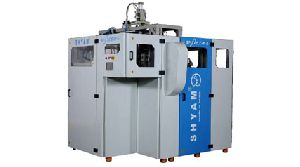 Partially Automatic Blow Molding Machine