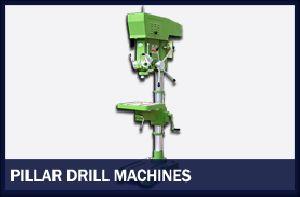 Pillar Drill Machines