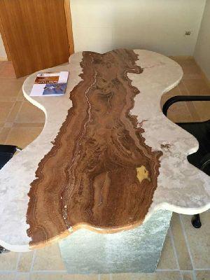 Designer Stone Table