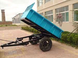 Farm Trailertwo Wheels