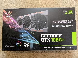 Asus Gtx 1080 Ti 11 Gb Gaming Graphic Cards