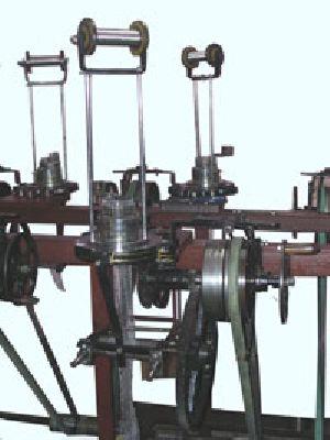 Gold Chain Knitting Machines