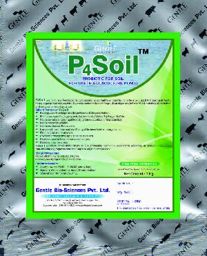 P4Soil Powder Feed Supplement