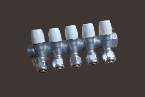 Linear Manifold With Valve
