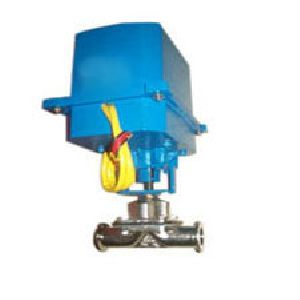 Electric Operated Diapgragm Valve