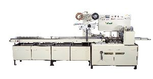 Biscuit Tray Packing Machine