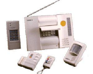 Gsm Based Intruder Alarm System