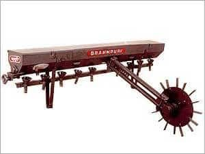 Seed Cum Fertilizer Drilling Machine
