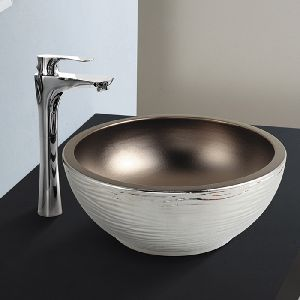 Bowl Shaped Wash Basin
