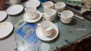 Printed Cup Plates