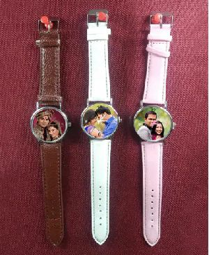 Sublimation Wrist Watch - Leather