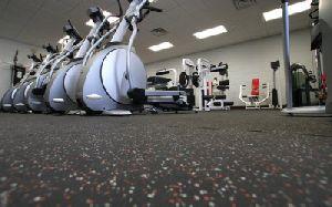 Gym Flooring - Rubber Rolls