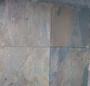 Autumn Rustic Slate Stone
