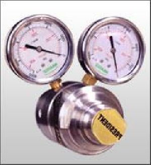 Hi Pressure Gas Regulators