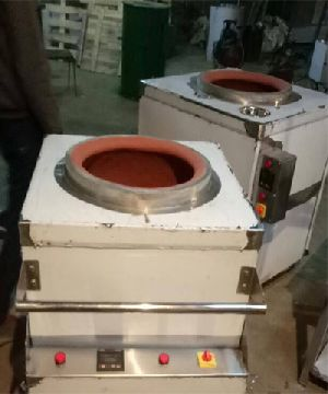 Stainless Steel Square Electric Tandoor