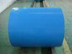 ISO / SGS Prepainted Galvanized Steel Coil / PPGI For Roofing And Construction